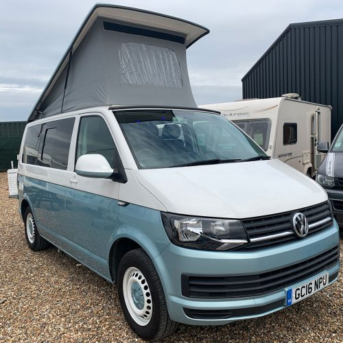 Daisy VW Campervan for hire